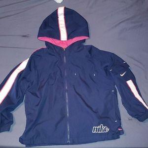 OBO Nike/sportswear/windrunner/windbreaker/girls/6